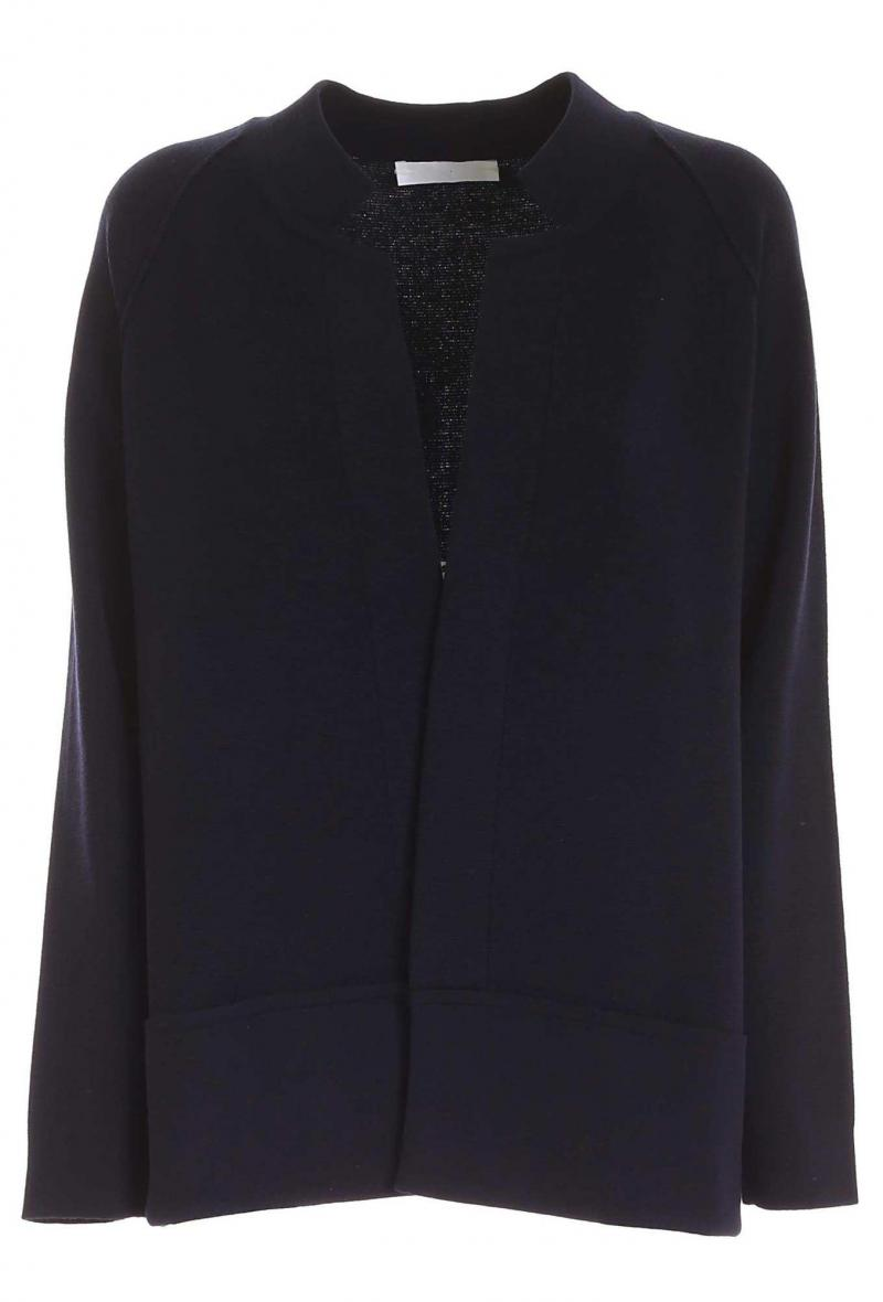 Giacca in maglia nera Blu<br />(<strong>Stagni47</strong>)