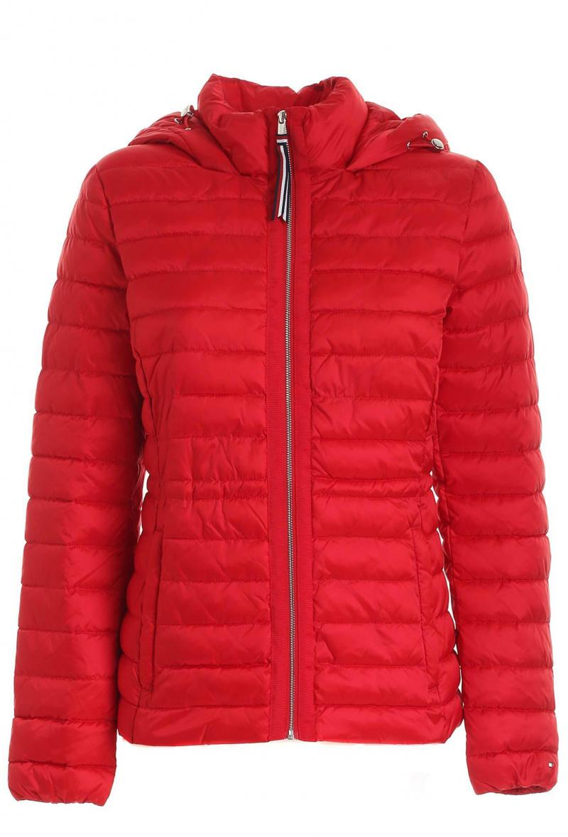 Piumino 100 gr. Tommy Hilfiger Red<br />(<strong>Tommy hilfiger</strong>)
