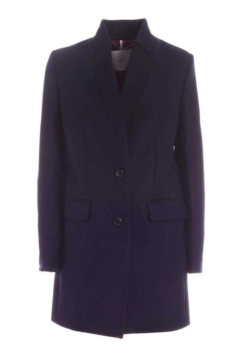 Cappotto blu Tommy Hilfiger Blu