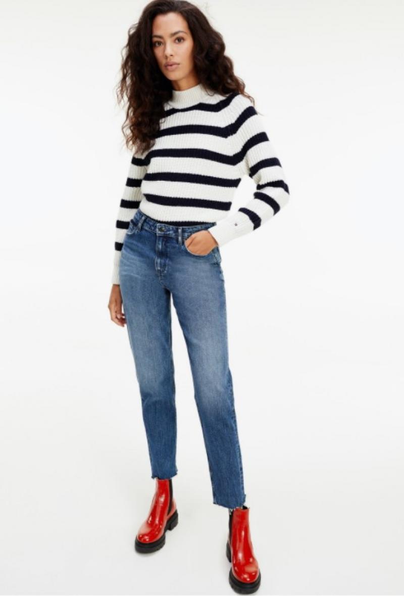 jeans azzurro delave' Tommy Hilfiger Celeste<br />(<strong>Tommy hilfiger</strong>)