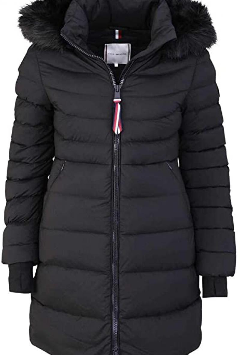 Piumino nero Tommy Hilfiger <br />(<strong>Tommy hilfiger</strong>)