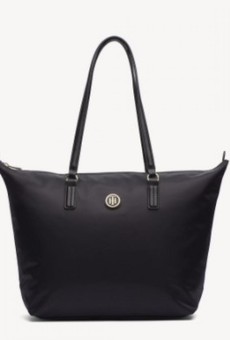 Shopping tote Tommy Hilfiger Nero