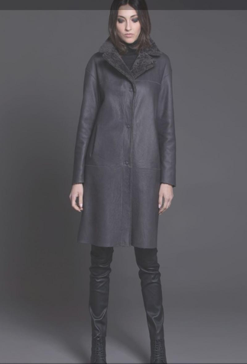 shearling nero monopetto Nero<br />(<strong>I'm</strong>)