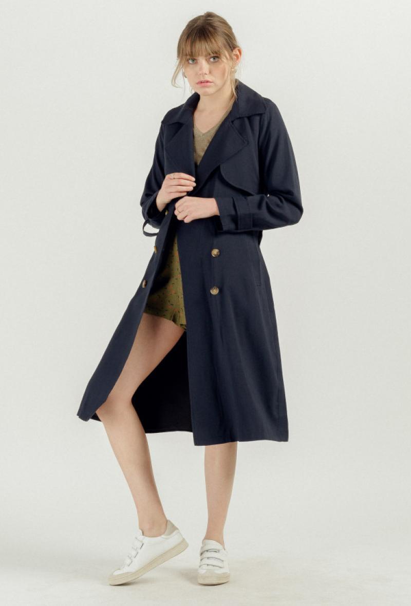 Soprabito modello a vestaglia Blu<br />(<strong>Artlove</strong>)