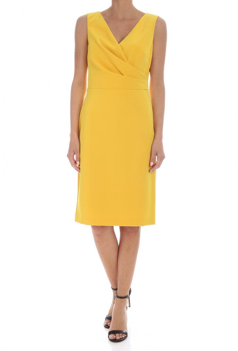Abito a tubino giromanica/fallon long sleeve day dress