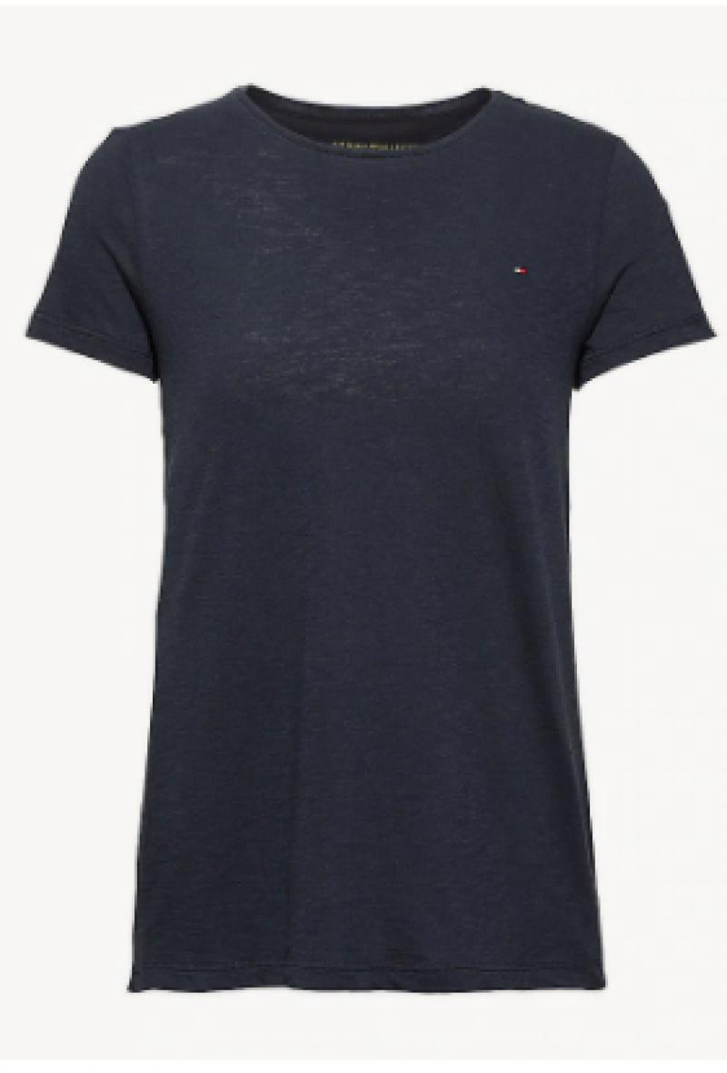 heritage crew neck tee Blu<br />(<strong>Tommy hilfiger</strong>)