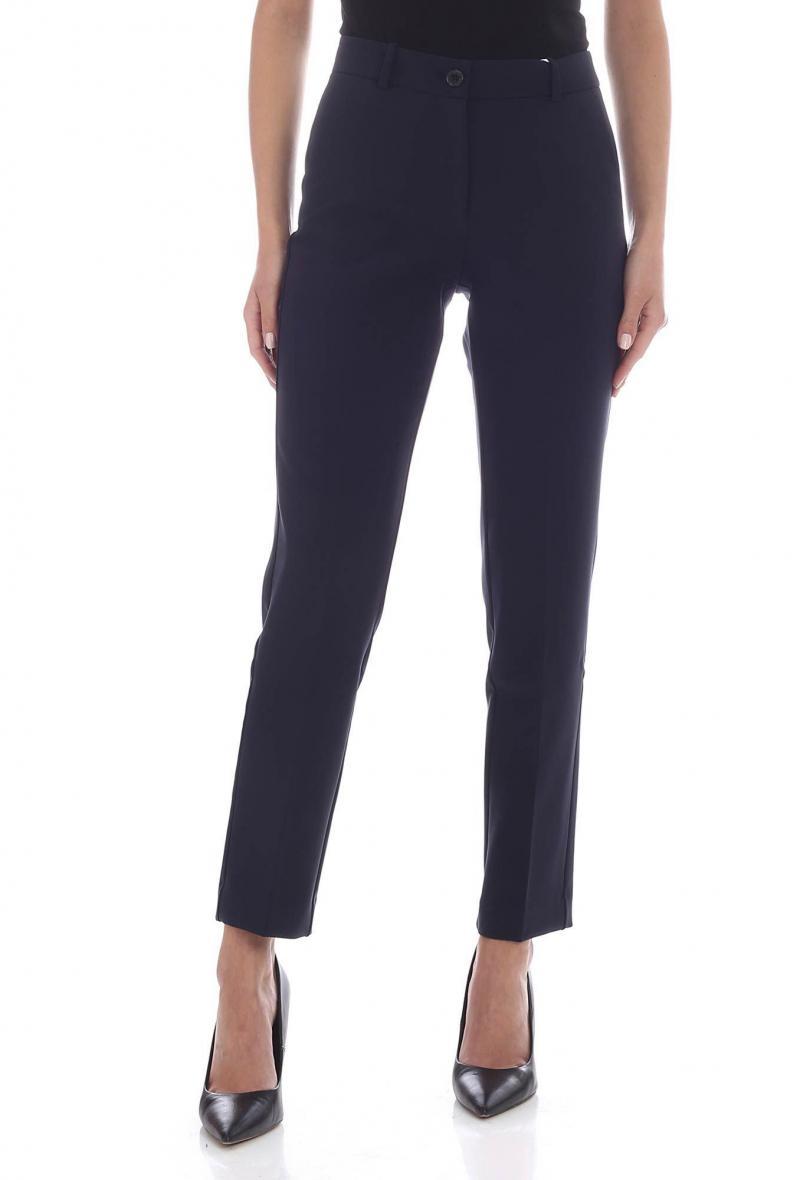 Pantaloni in tessuto tecnico Blu