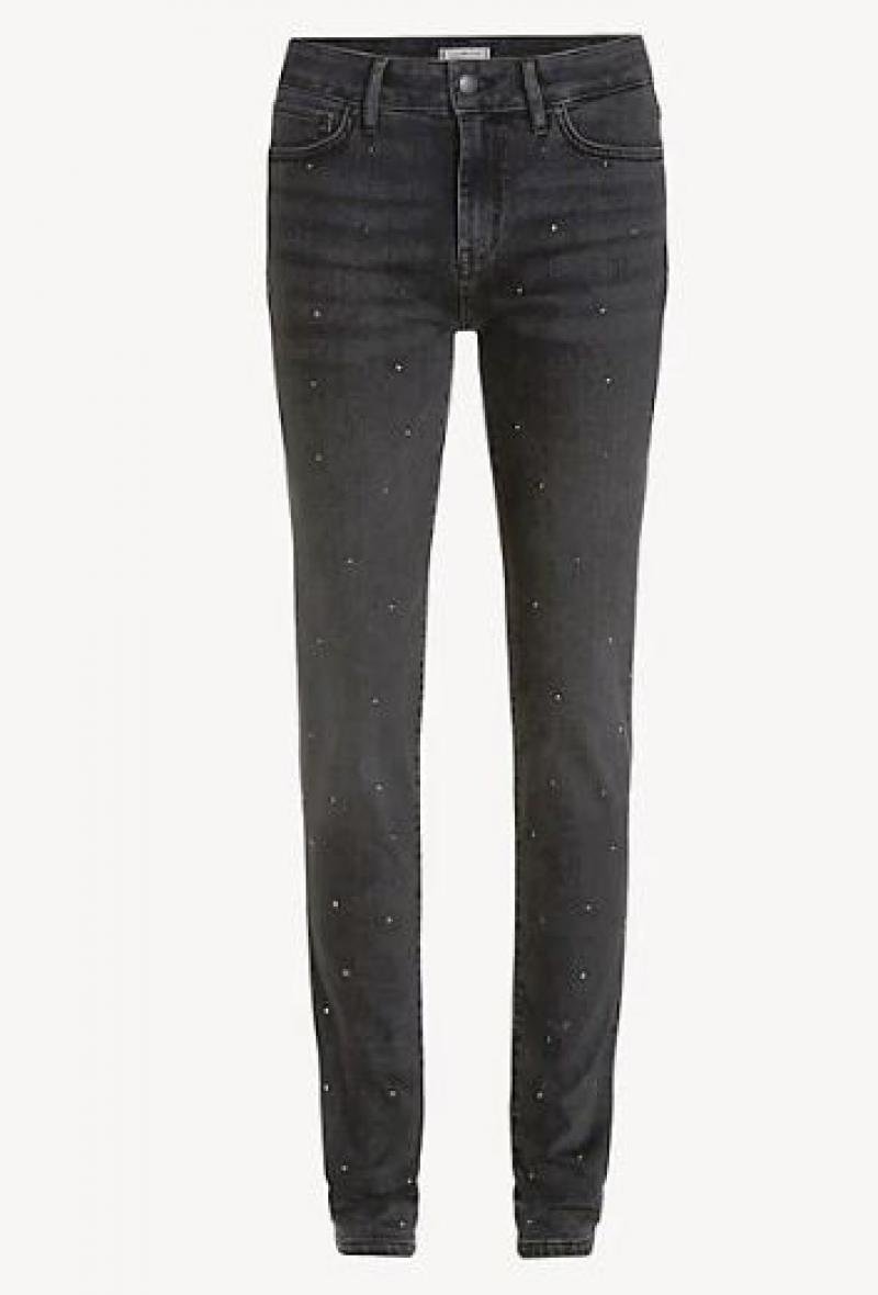 Jeans gamba dritta Grigio<br />(<strong>Tommy hilfiger</strong>)