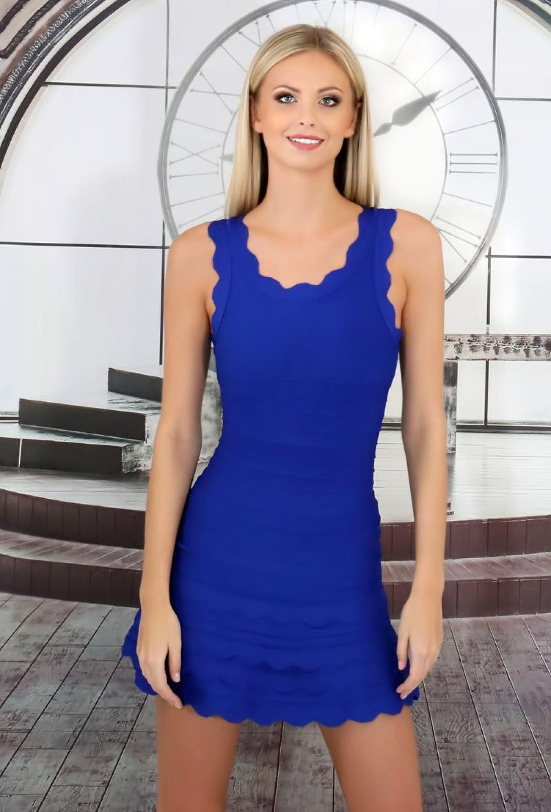 Skater dress Bluette<br />(<strong>Atmosphere fashion</strong>)