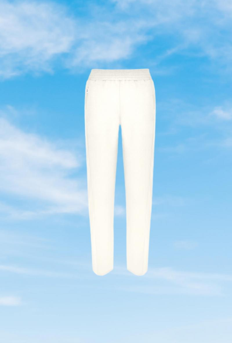 Pantaloni in felpa leggera Bianco<br />(<strong>Jijil</strong>)