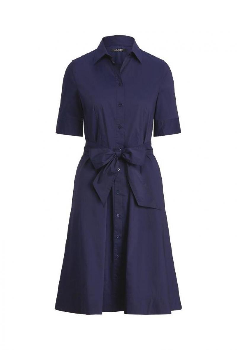 abito chemisier blu L.Ralph Lauren Blu