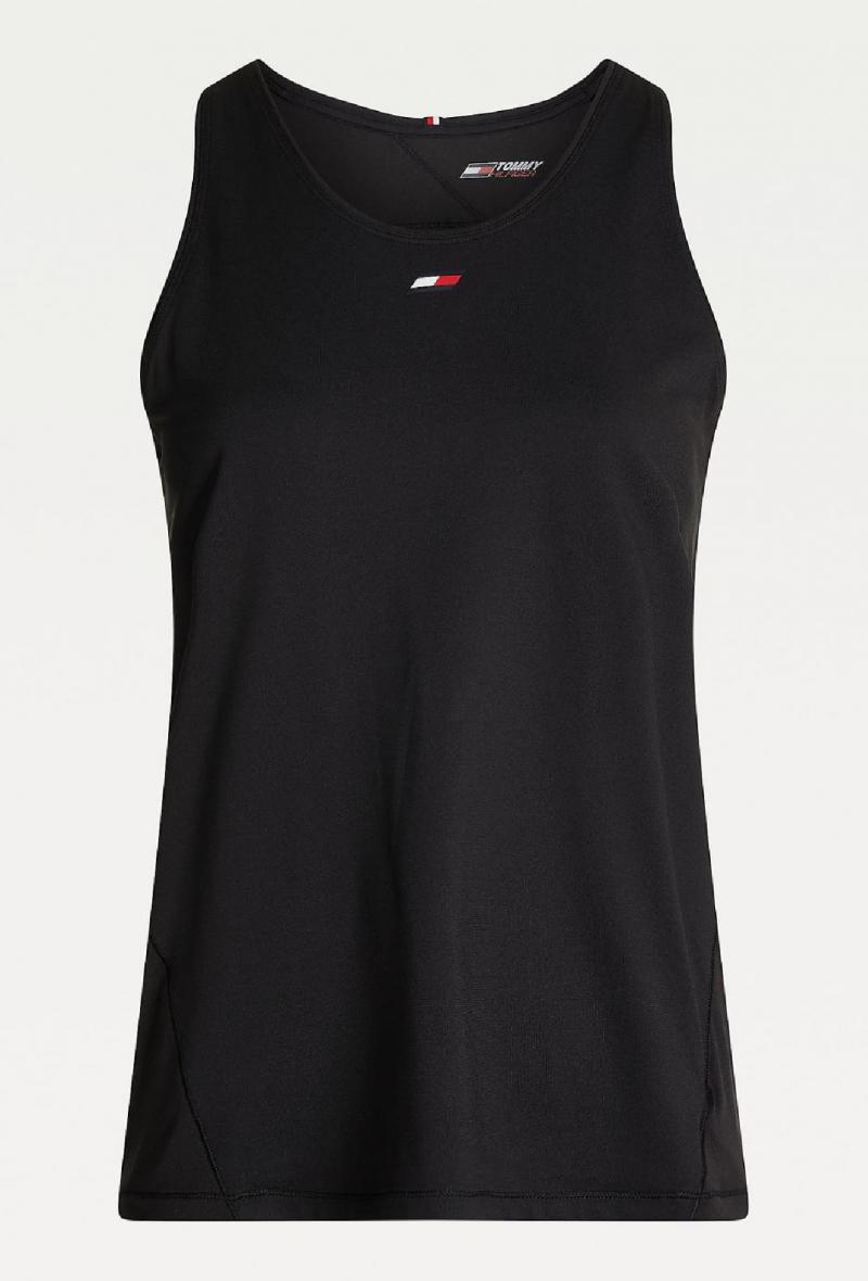 Canotta sport antiumidità Nero<br />(<strong>Tommy hilfiger</strong>)