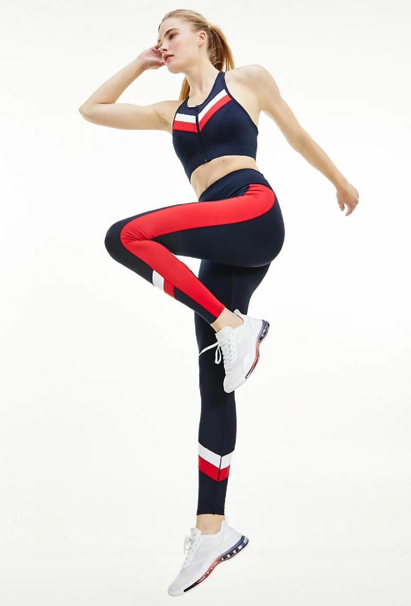 Leggings linea sport Blu<br />(<strong>Tommy hilfiger</strong>)