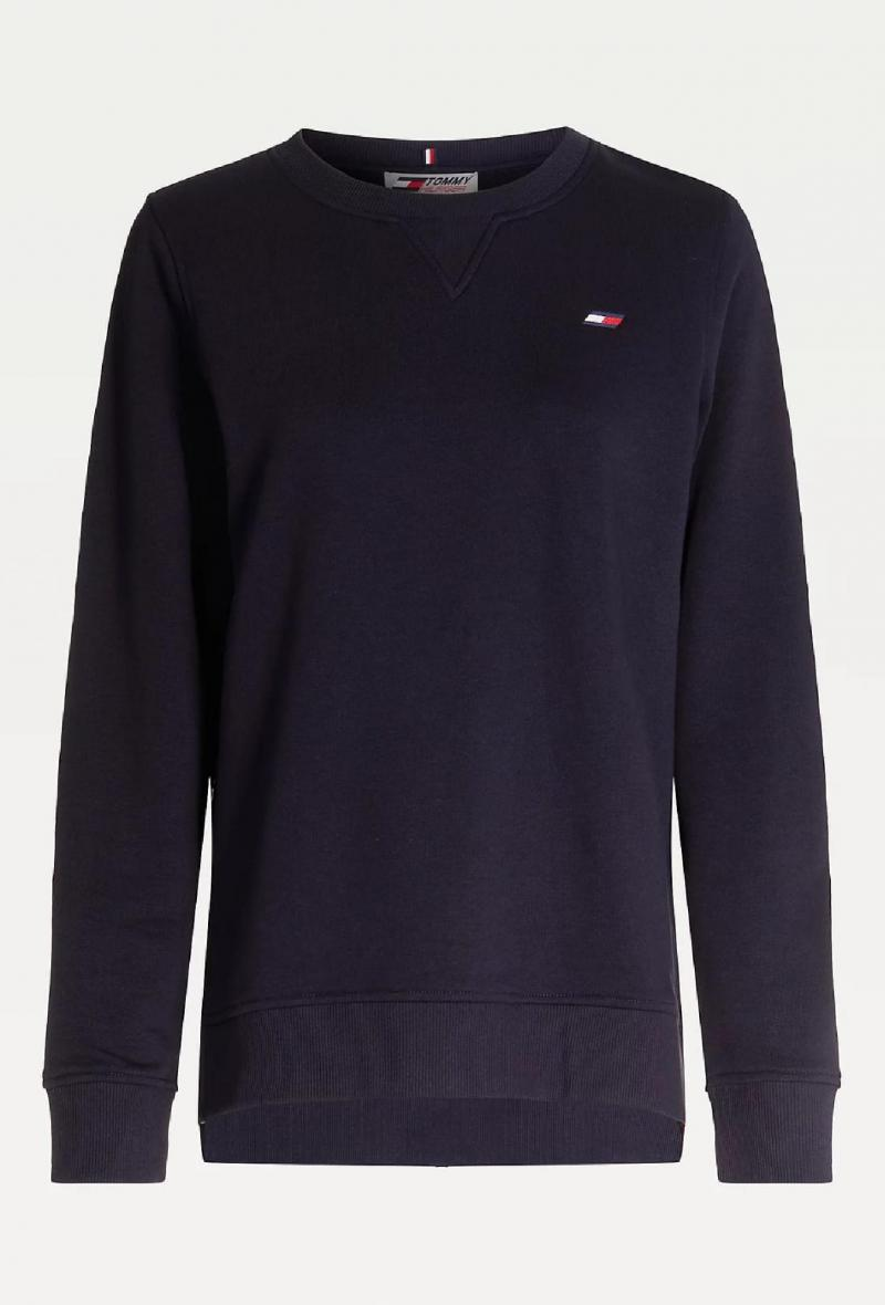 Felpa sport th in cotone biologico Blu<br />(<strong>Tommy hilfiger</strong>)