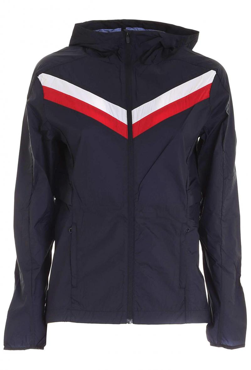 Giacca a vento ripiegabile Blu<br />(<strong>Tommy hilfiger</strong>)