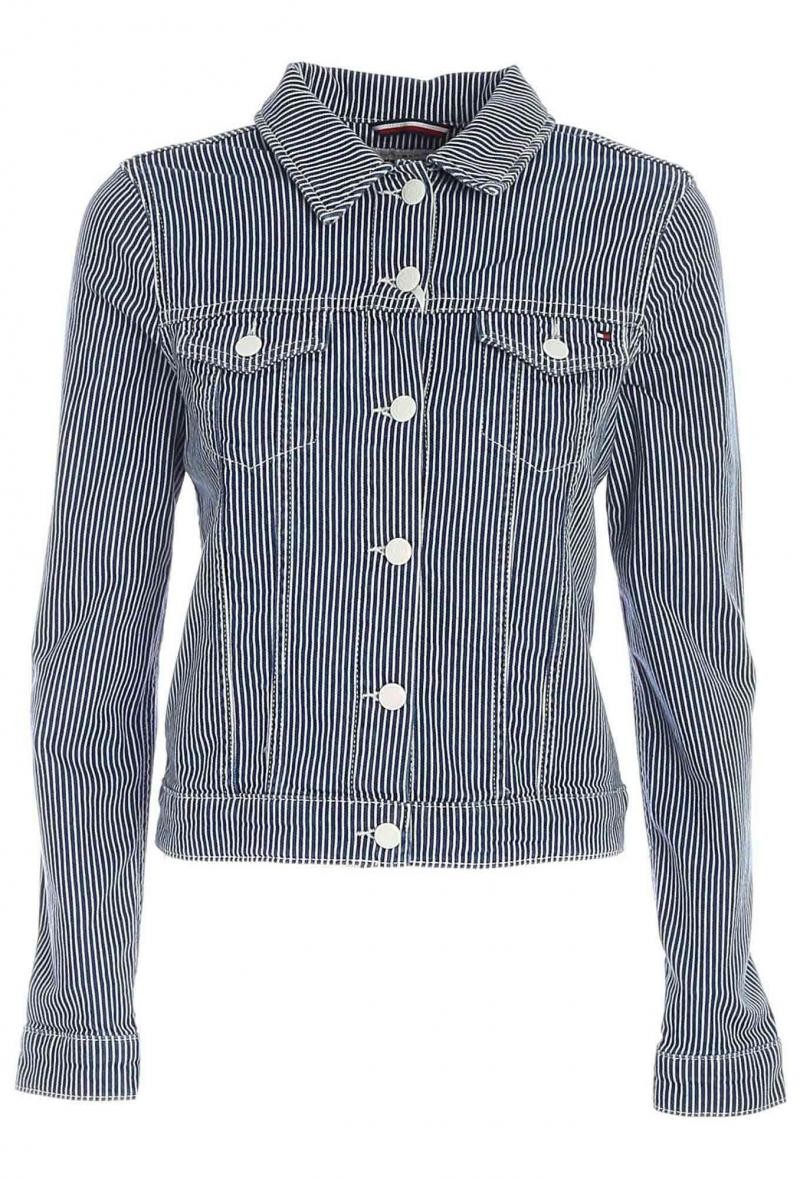 slim jacket sus Azzurro<br />(<strong>Tommy hilfiger</strong>)
