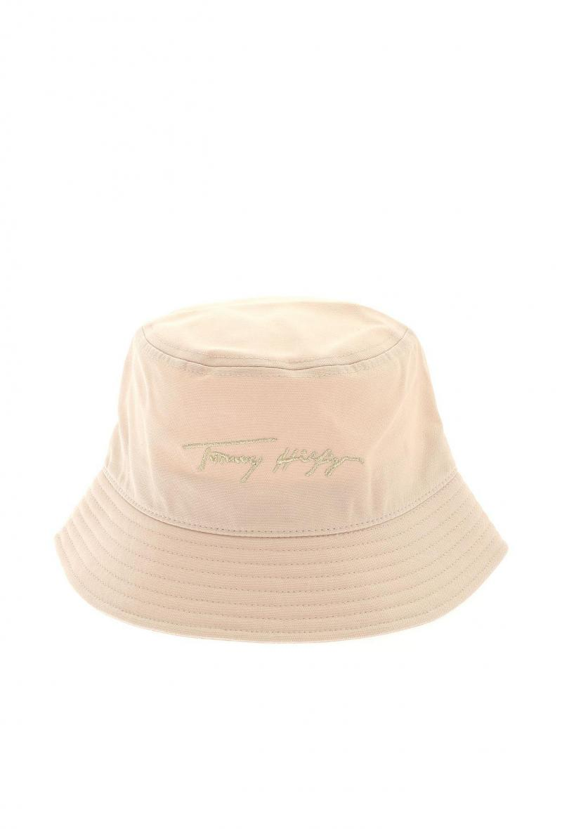 signature bucket hat Avorio<br />(<strong>Tommy hilfiger</strong>)