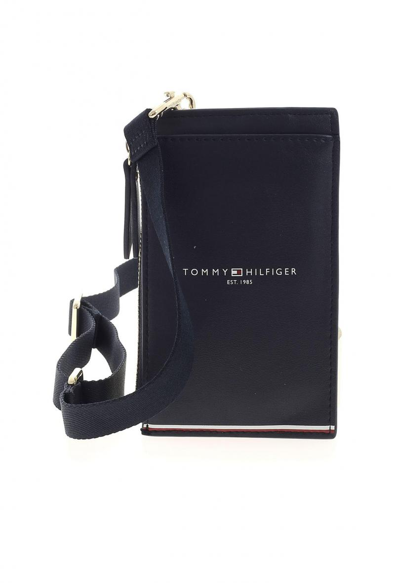 tommy shopper phon wallet Blu<br />(<strong>Tommy hilfiger</strong>)